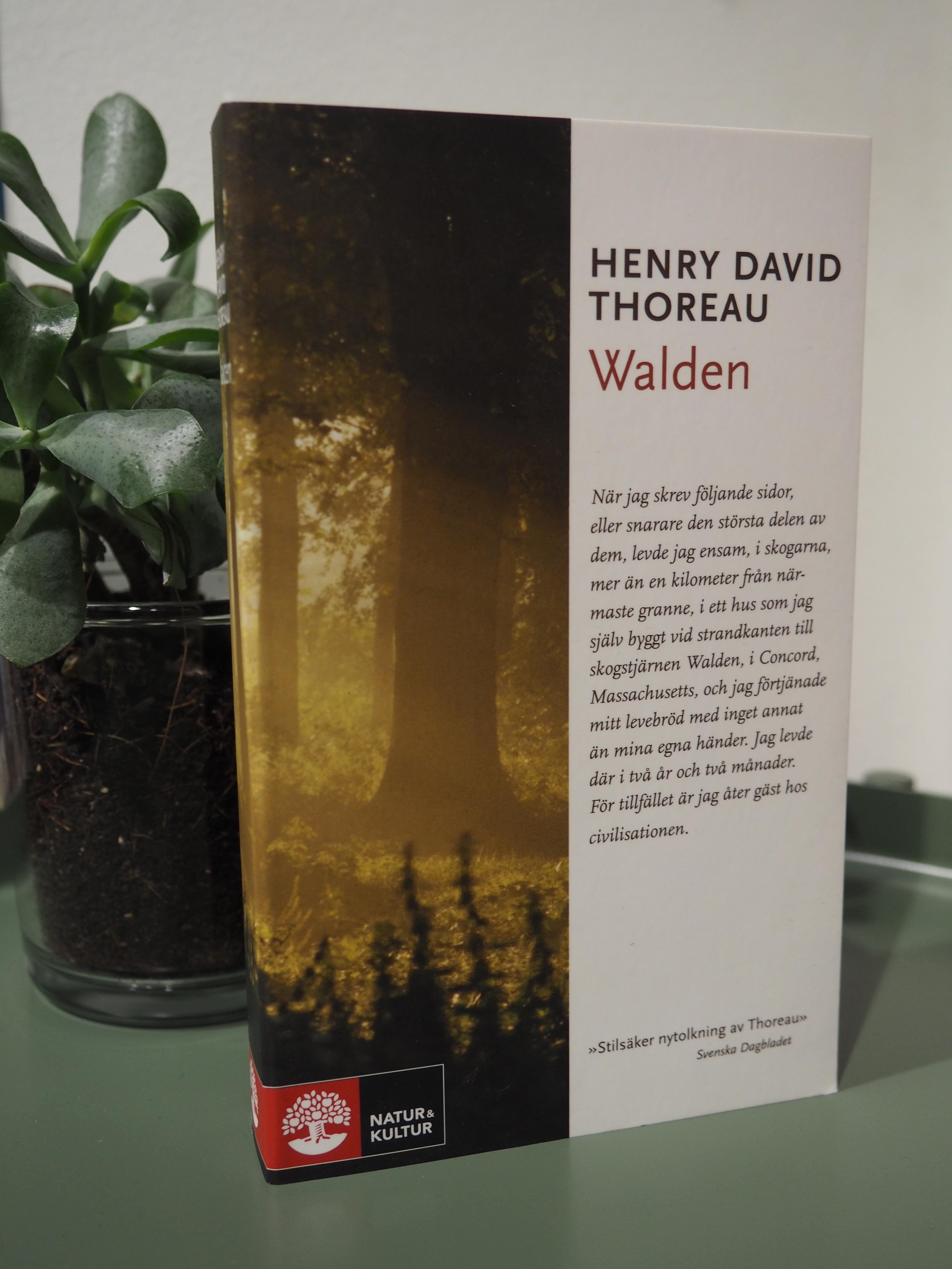 Henry David Thoreau - Walden
