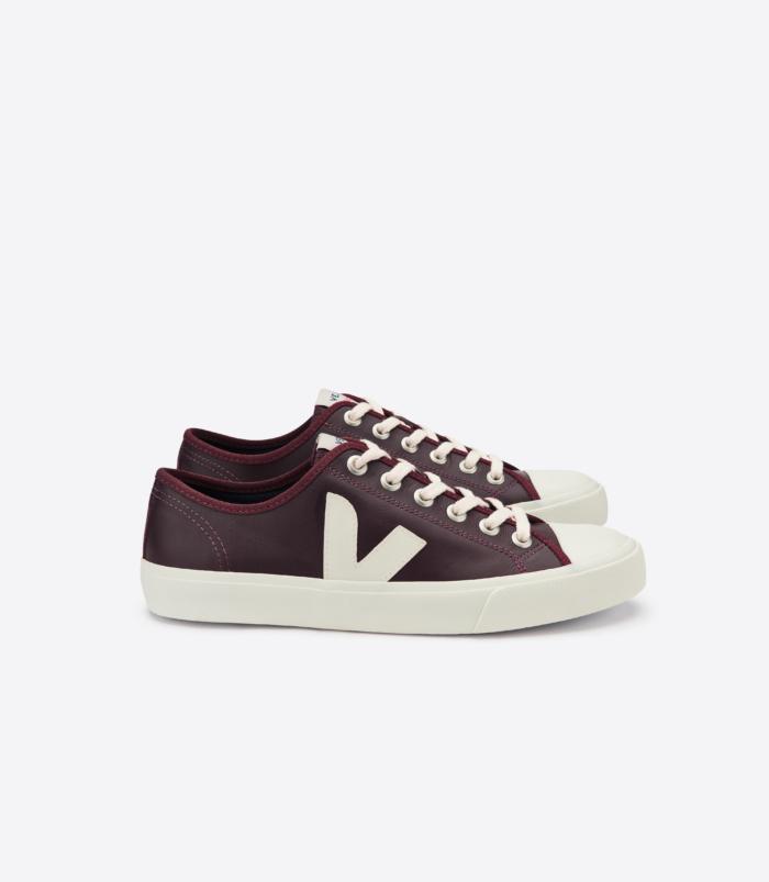 Veja - WATA Leather Burgundy