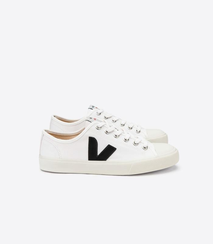 Veja - WATA White Black Sneakers Unisex
