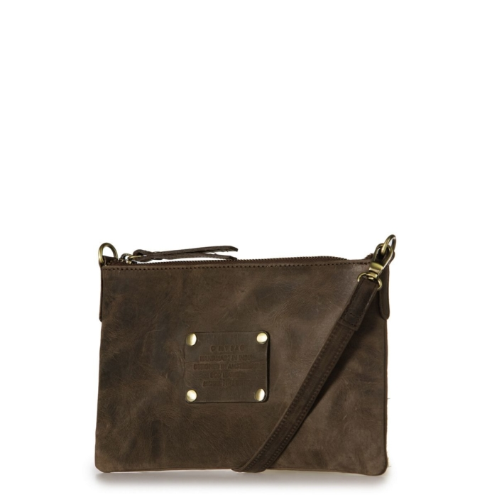 O My Bag - The Betsy Classic Dark Brown Bag