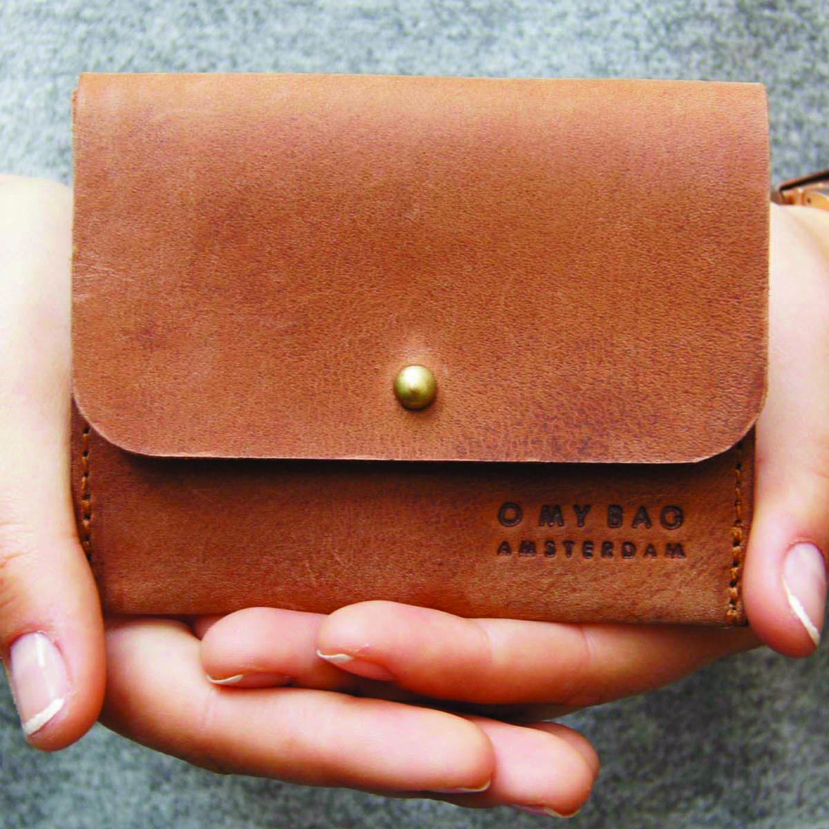 O My Bag - Cardholder, Eco Camel