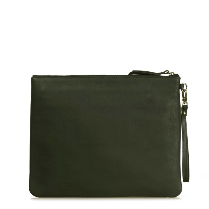 O My Bag - The Scottie Maxi, Eco Forest Green