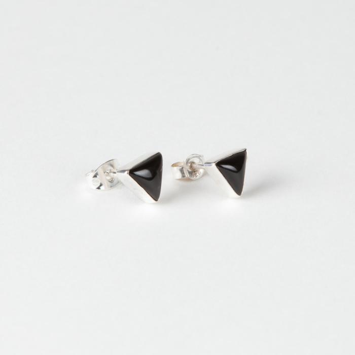 EYESEEi - Onyx Earrings