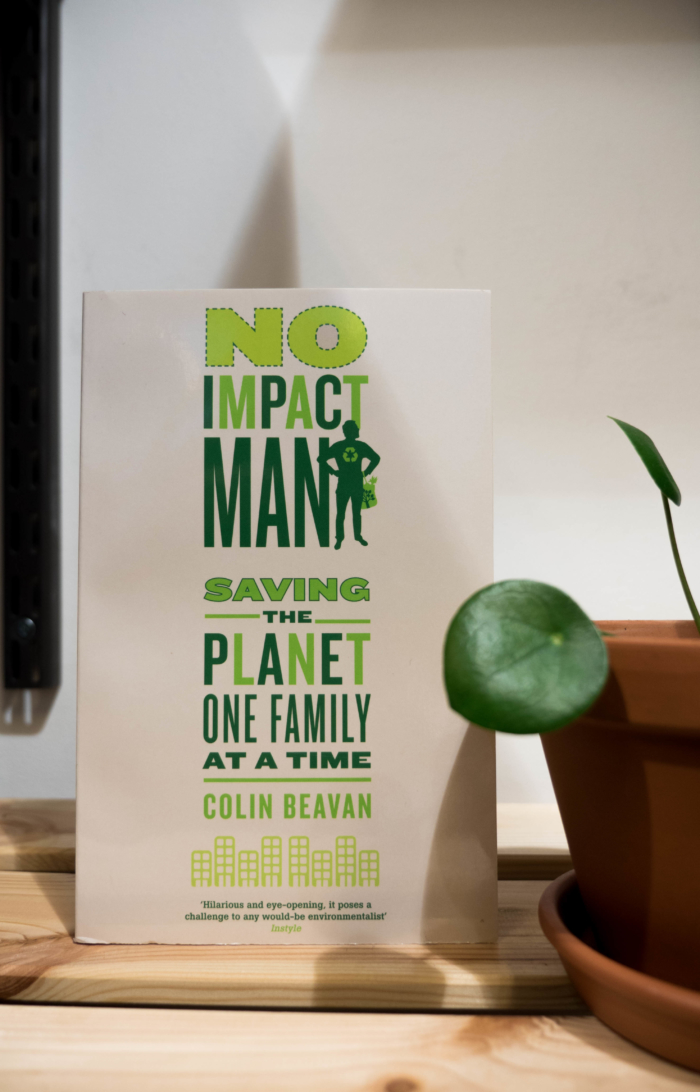 Colin Beavan - No Impact Man