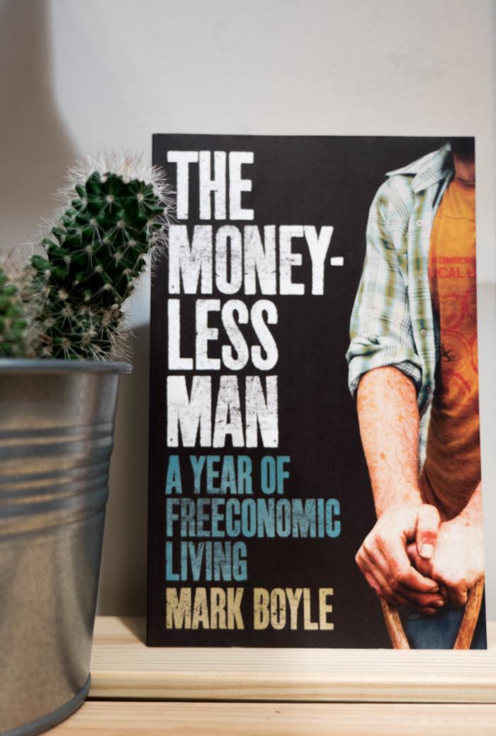 Mark Boyle - The Moneyless Man