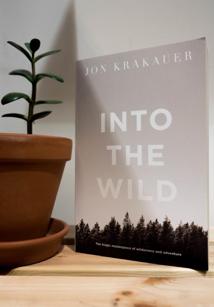 Jon Krakauer - Into The Wild