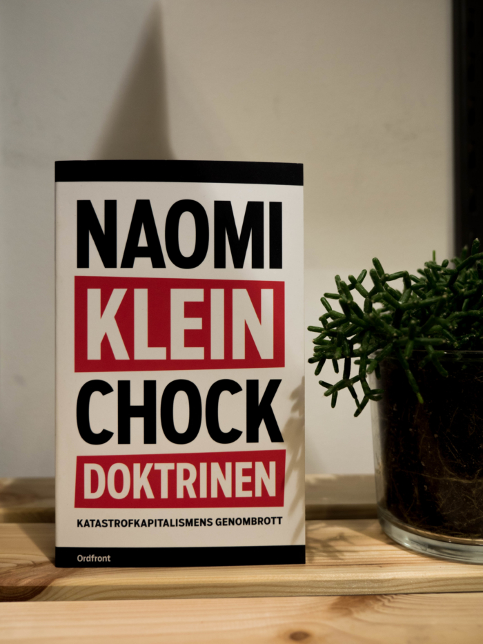 Naomi Klein - Chockdoktrinen