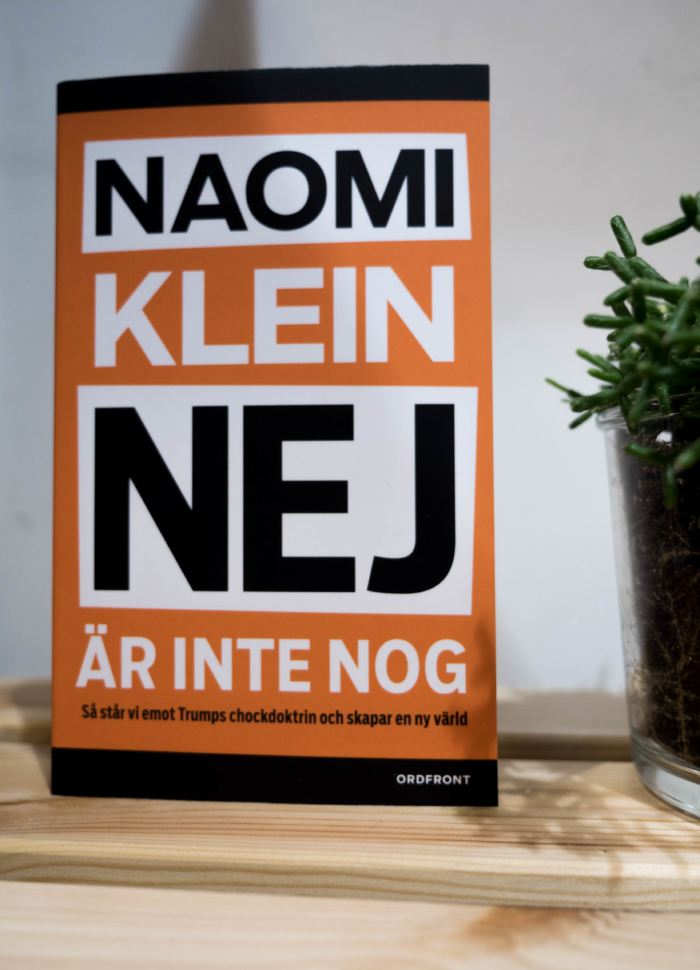 Naomi Klein - Nej är inte nog