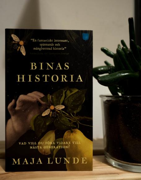 Maja Lunde - Binas historia