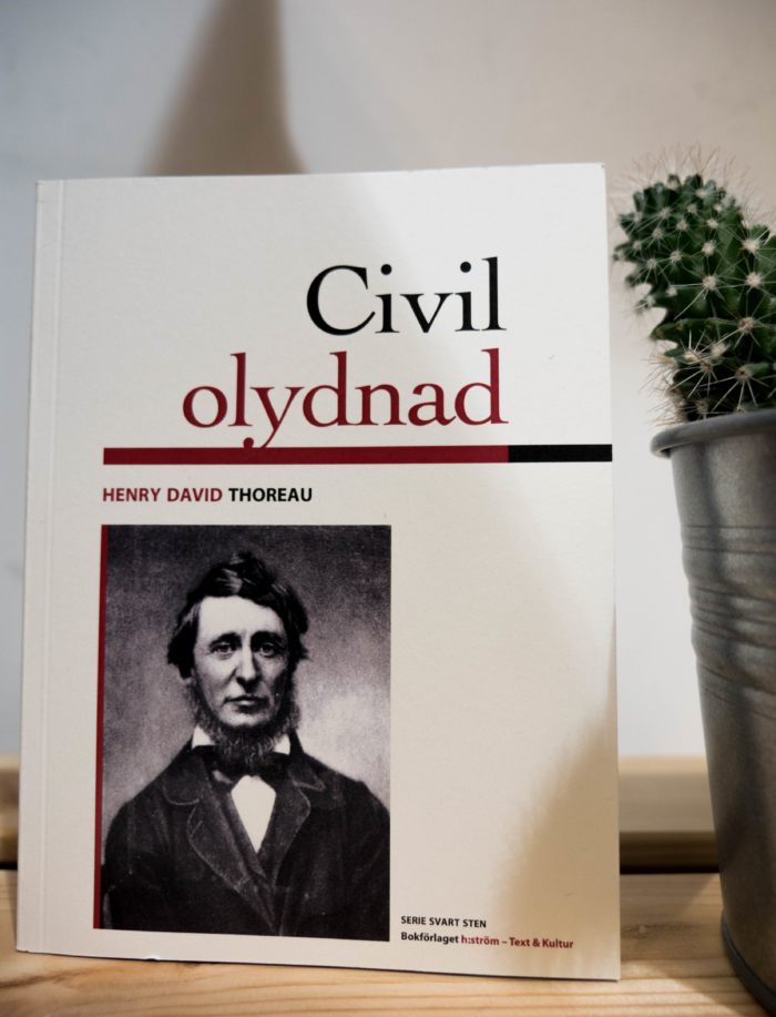 Henry David Thoreau - Civil olydnad