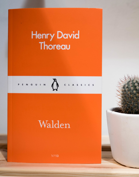 Henry David Thoreau - Walden (engelsk utgåva)