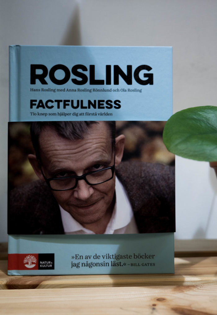 Hans Rosling - Factfulness: Tio knep som hjälper dig förstå världen