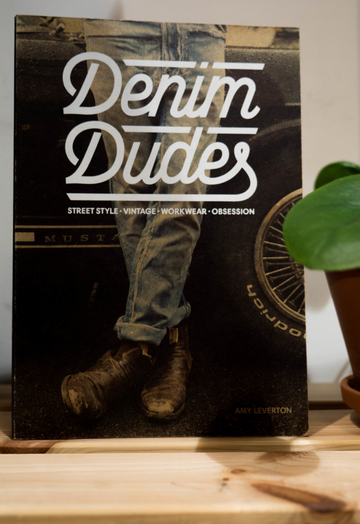 Amy Leverton - Denim Dudes