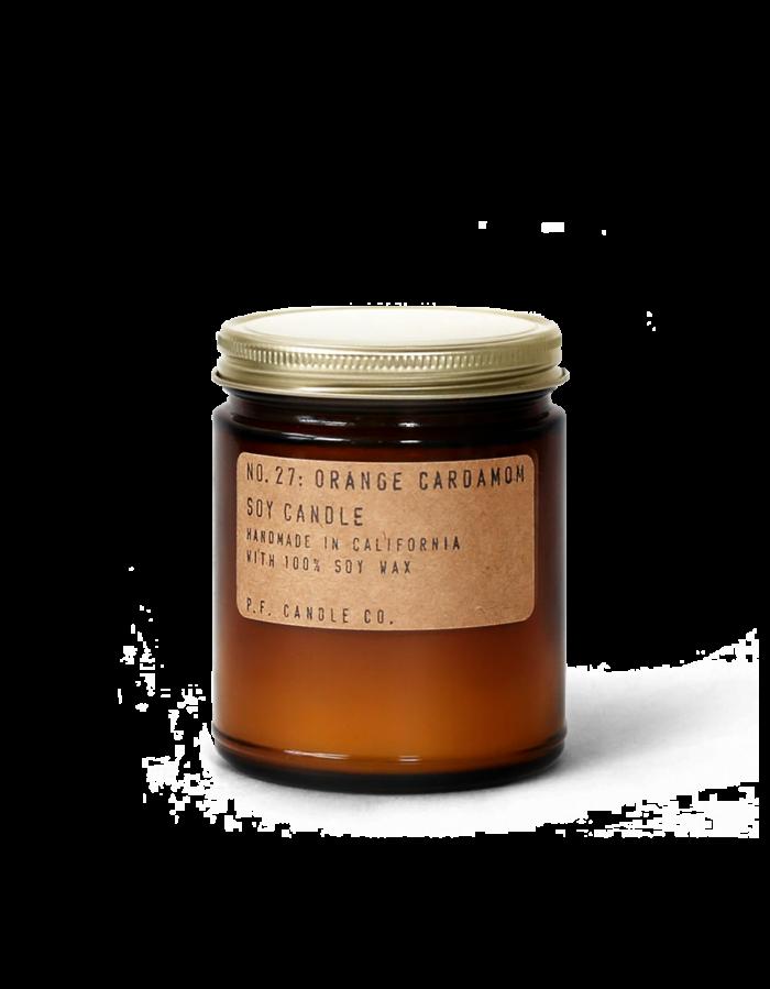P.F. Candle Co. - Orange Cardamom Soy Candle