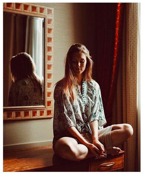 Cornelia Sun - Kimono Blouse
