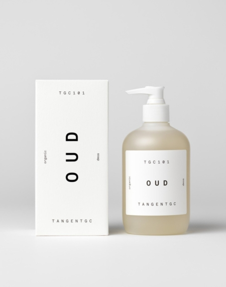 TANGENT GC - Oud Organic Soap