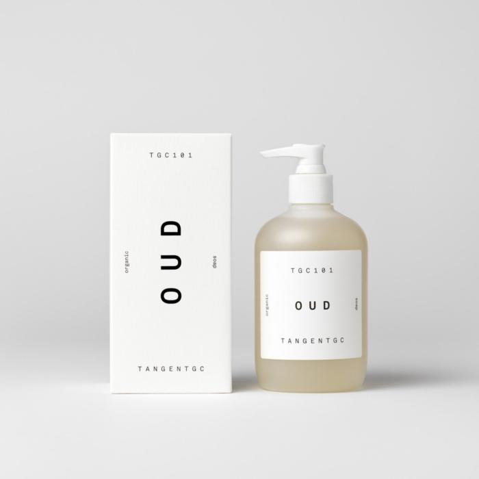 TANGENT GC - Oud Organic Soap