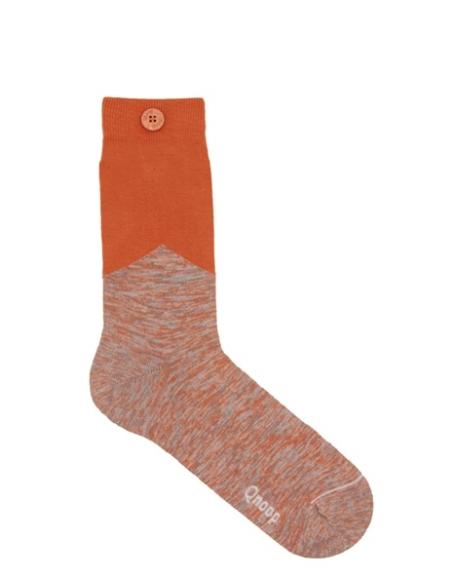 Qnoop - Strumpor, Arrow Orange