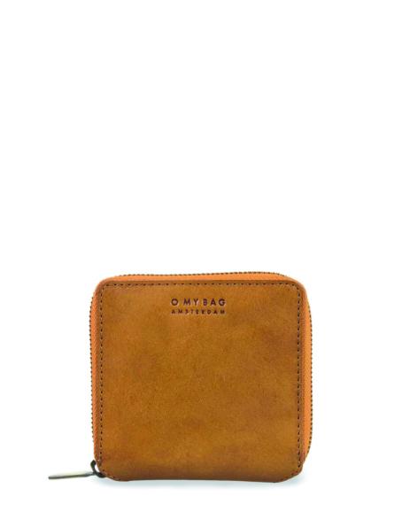 O My Bag - Sonny Square Wallet, Stromboli Camel