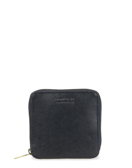 O My Bag - Sonny Square Wallet, Stromboli Black