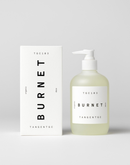 TANGENT GC - Burnet Organic Soap