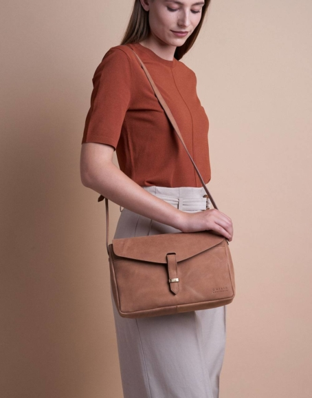 O My Bag - Ally Bag Maxi, Eco Camel