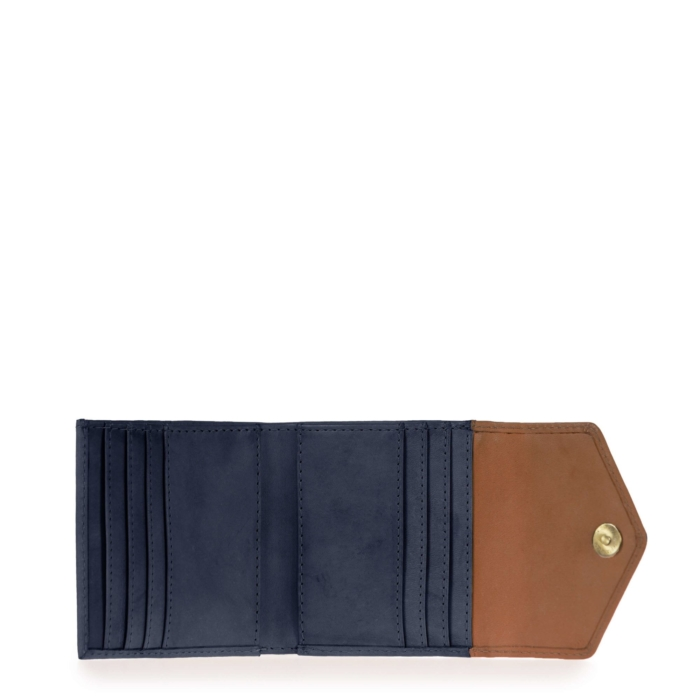 O My Bag - Georgies Wallet, Eco Classic Black/Camel