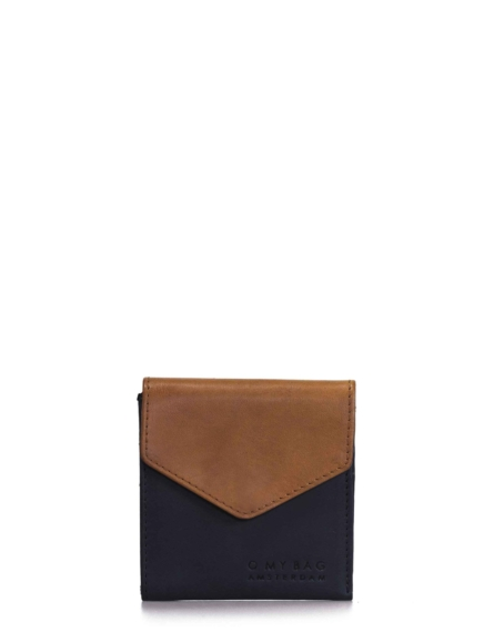 O My Bag - Georgies Wallet, Eco Classic Black/Camel