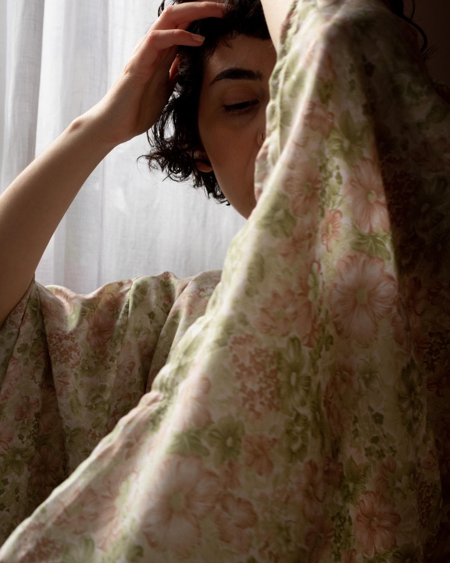 Cornelia Sun - Kimono