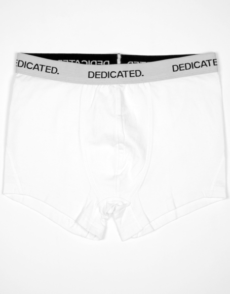 Dedicated - Boxer Briefs, White