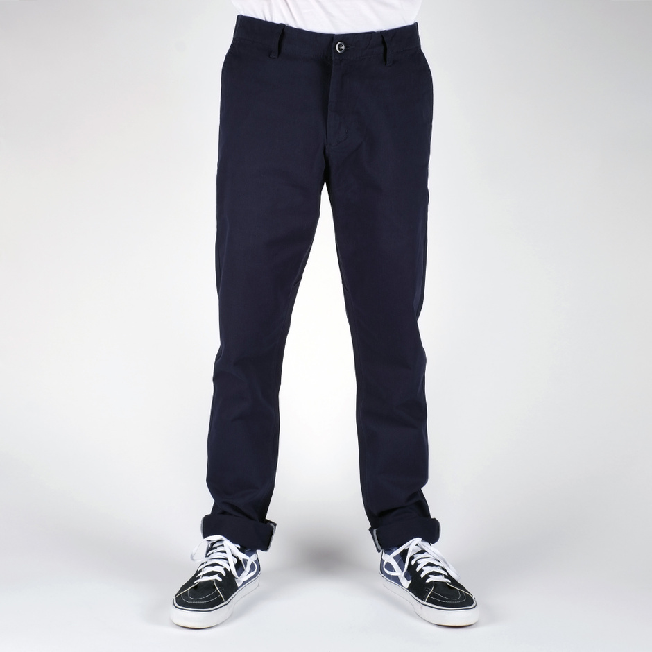 Dedicated - Chino Pants, Navy
