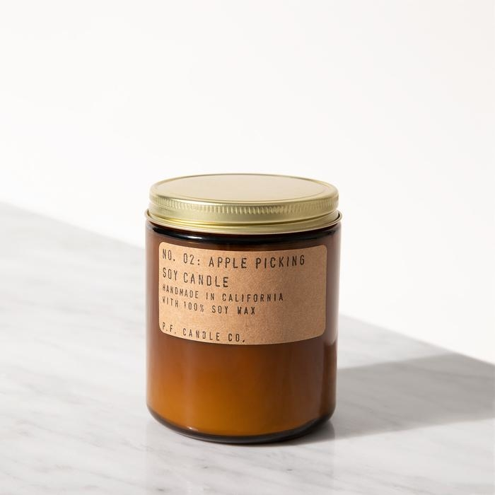 P.F. Candle Co. - Apple Picking Soy Candle
