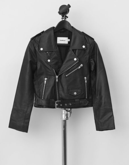 Deadwood - Joan Recycled Leather Jacket