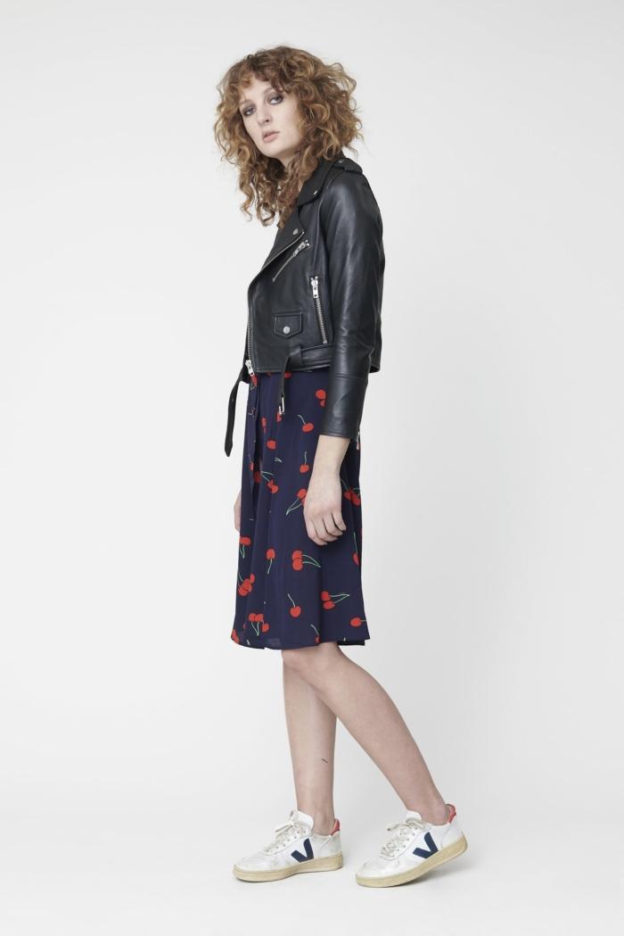 Deadwood - Joan Recycled Leather Jacket