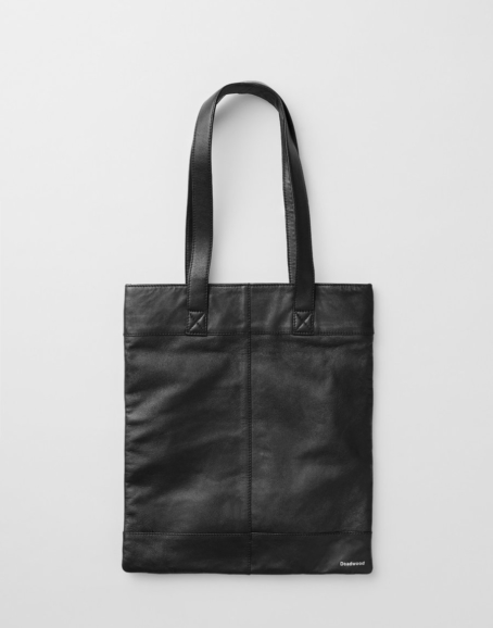 Deadwood - Recycled Leather Tote Bag