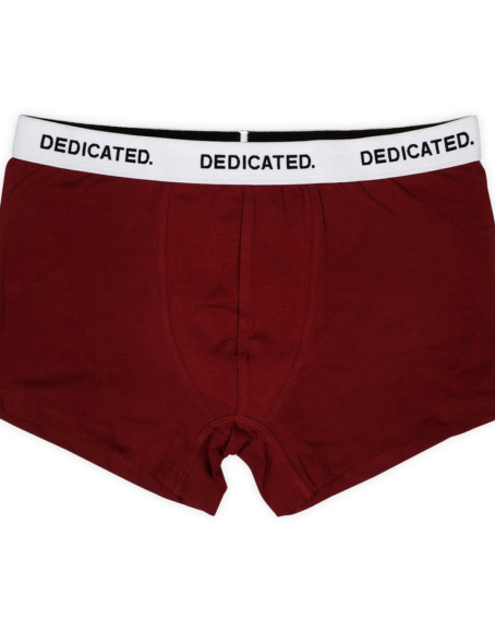 Dedicated - Boxer Briefs, Burgundy