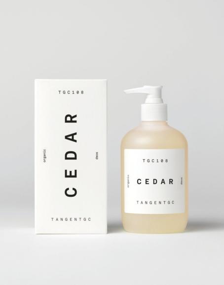 TANGENT GC - Cedar Organic Soap
