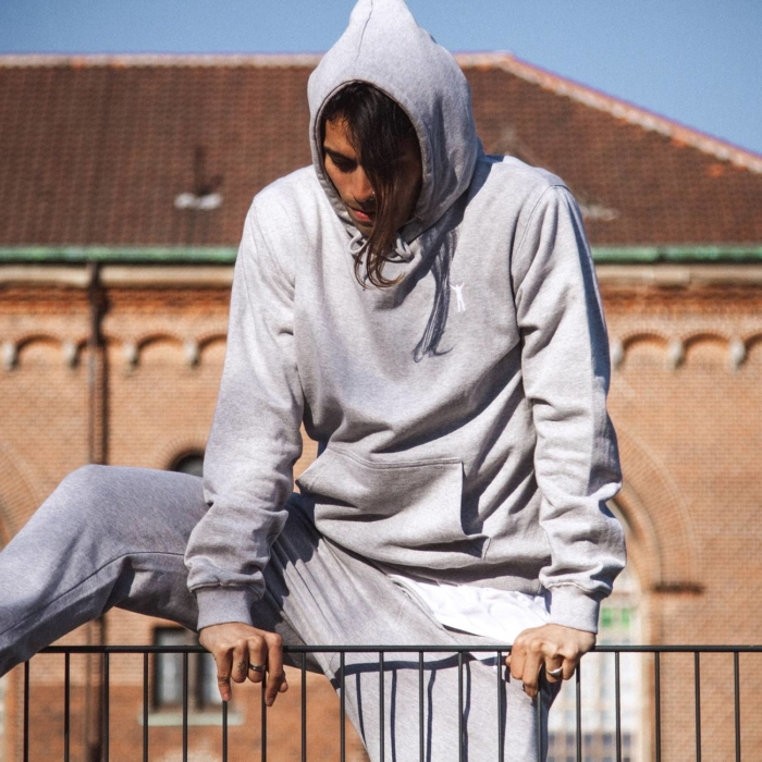 Dedicated x Rocky Balboa - Grey Hoodie