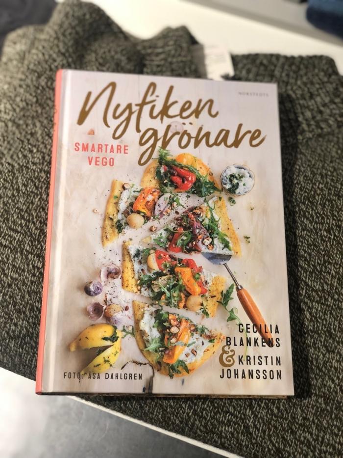Cecilia Blankens & Kristin Johansson - Nyfiken grönare: smartare vego