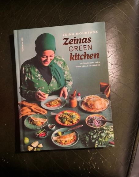 Zeina Mourtada - Zeinas green kitchen : Gröna recept från olika delar av världen