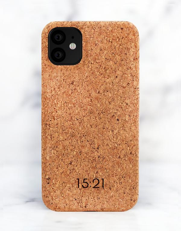 15:21 - iPhoneskal i kork, 11