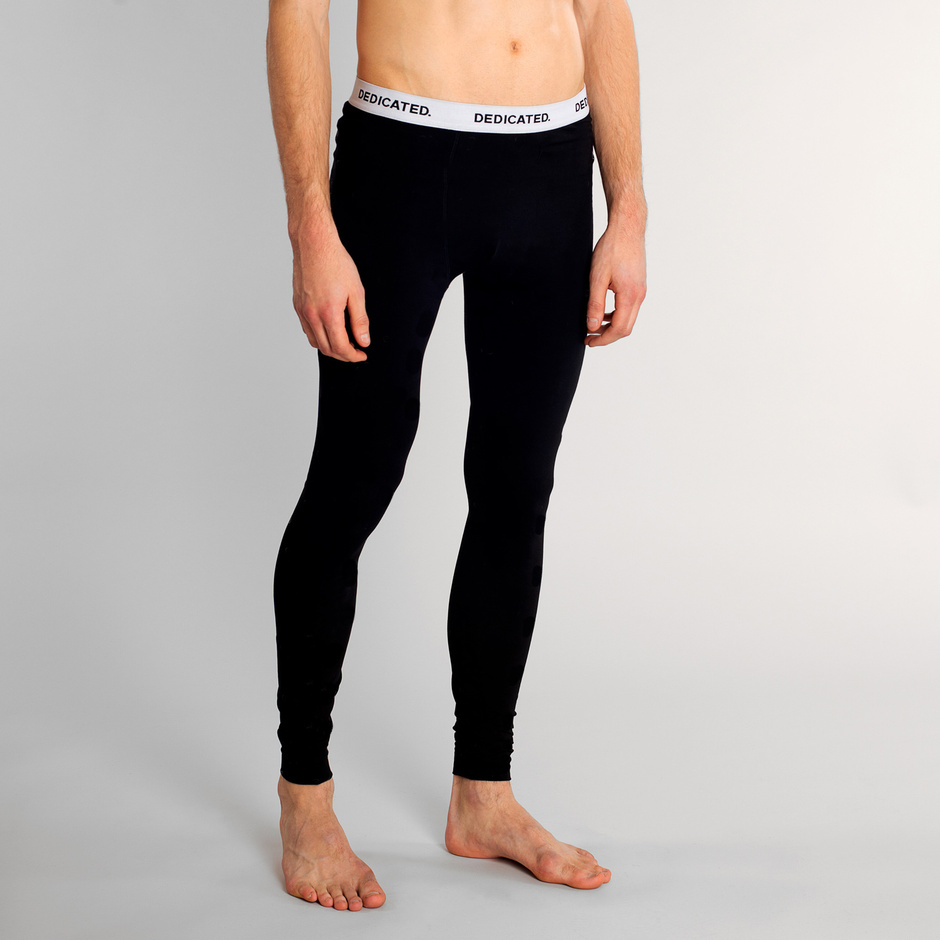 Dedicated - Long Johns, Black