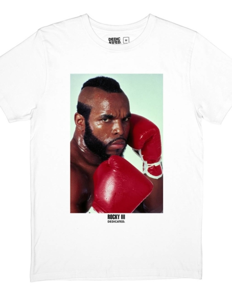 Dedicated x Rocky Balboa - Clubber Lang T-Shirt