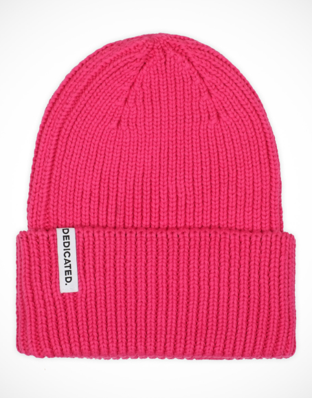 Dedicated - Narvik Beanie, Magenta