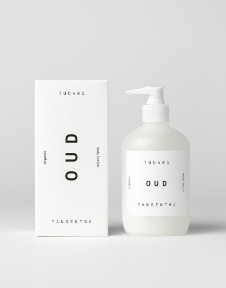 TANGENT GC - Oud Organic Bodylotion