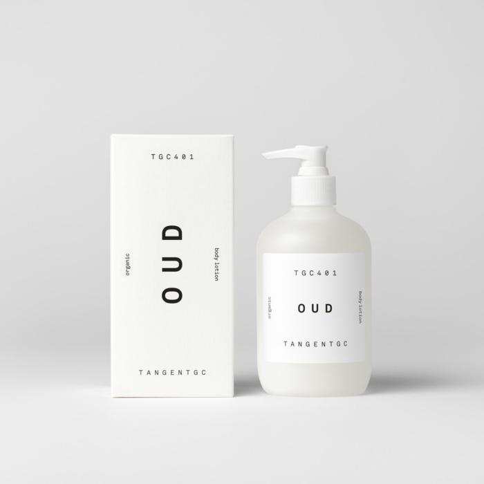 TANGENT GC - Oud Organic Bodylotion
