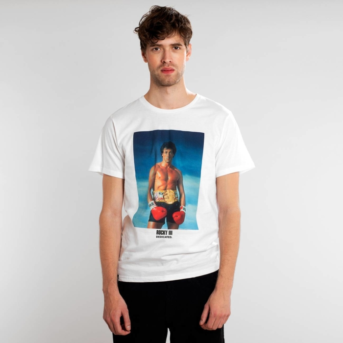 Dedicated x Rocky Balboa - Red Gloves T-Shirt