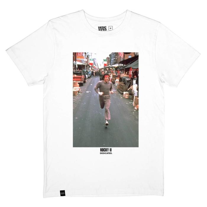 Dedicated x Rocky Balboa - Rocky Run T-Shirt