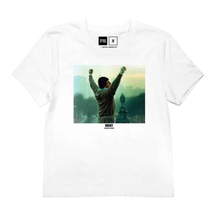Dedicated x Rocky Balboa - Rocky Victory T-Shirt (dam)