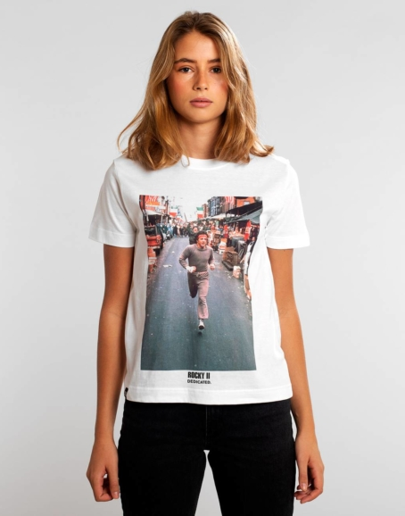 Dedicated x Rocky Balboa - Rocky Run T-Shirt (dam)